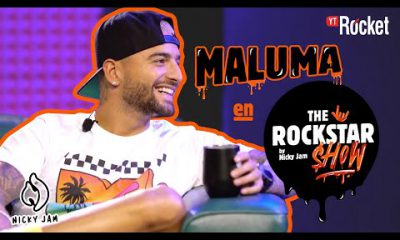 Nicky Jam entrevista a Maluma en The Rockstar Show Video
