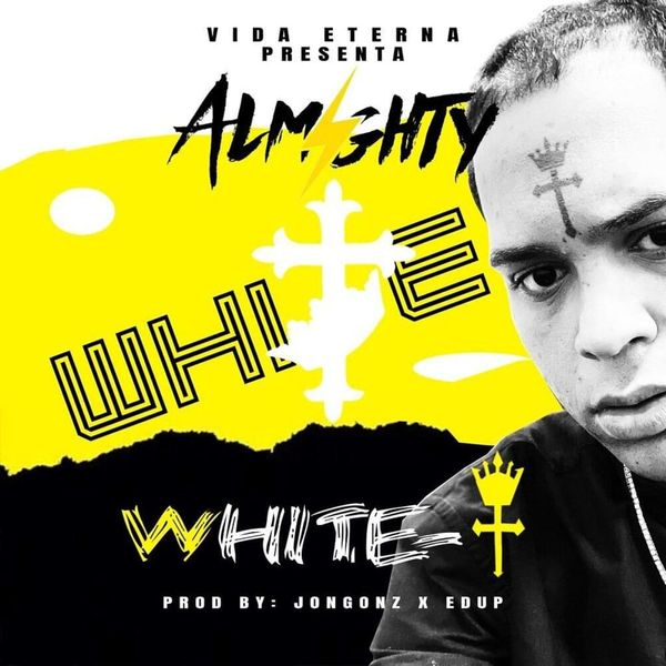 Almighty - White T