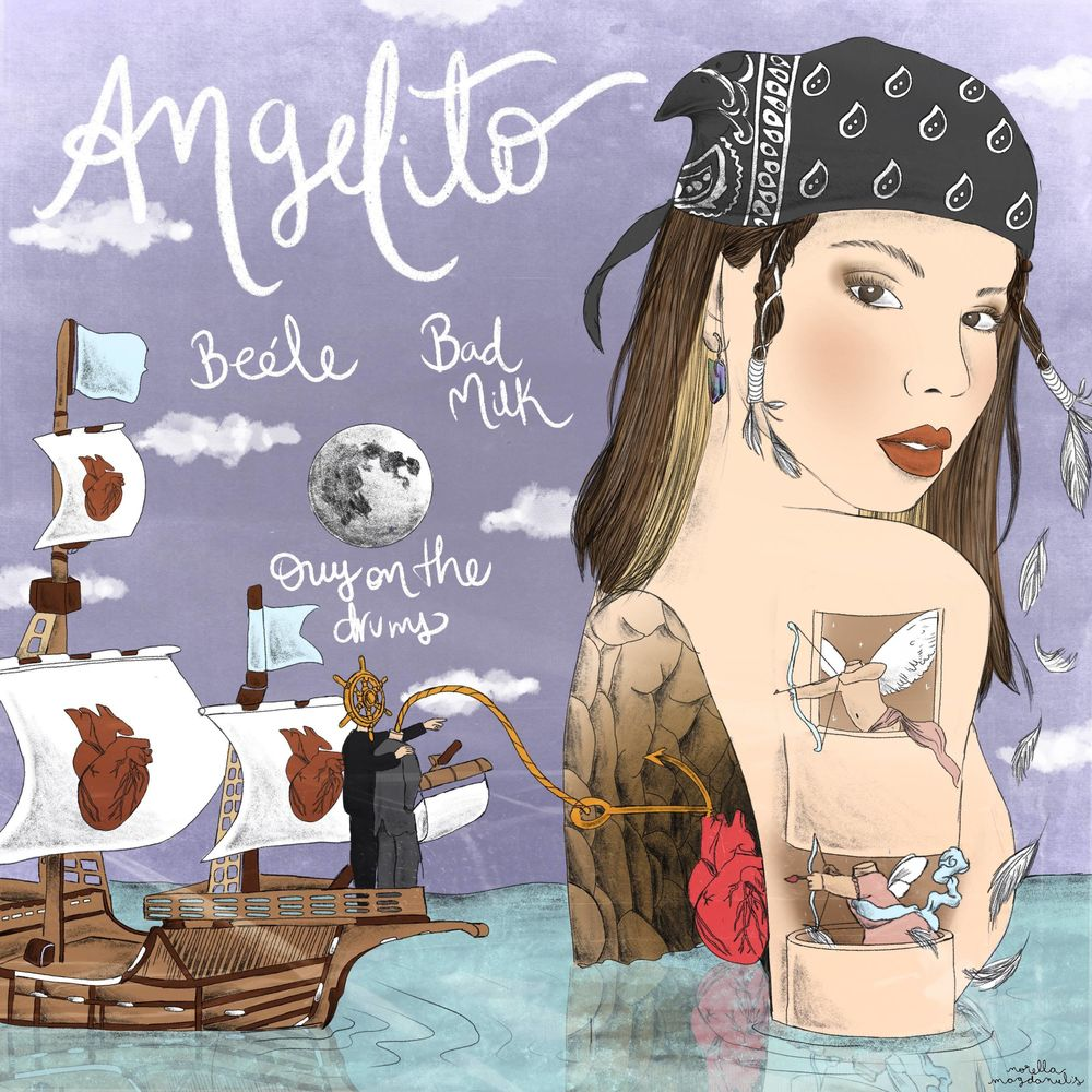 Ovy On The Drums, Beéle & Bad Milk – Angelito